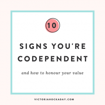 codependent signs