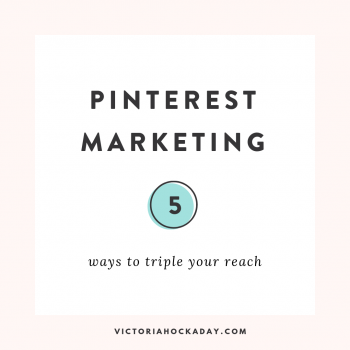 pinterest-marketing-victoria-hockaday pinterest strategies pinterest for business