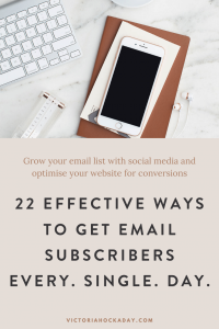 email-subscribers-email-list-mailing-list-grow-email-list-build-email-list-victoria-hockaday